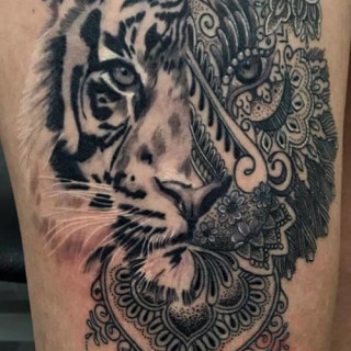 Art Fusion 13 in Doncaster - Tattoos by Lisa - 0012